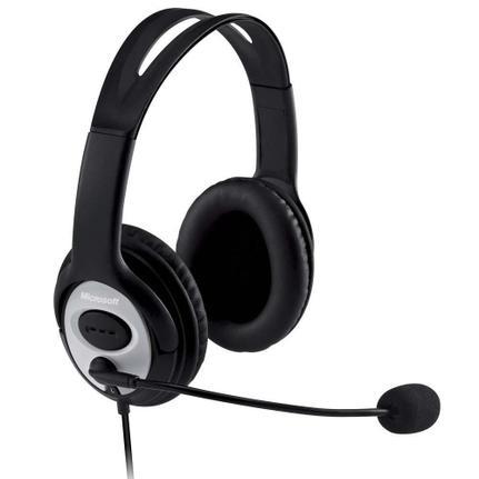 Fone de Ouvido Headset Lifechat Lx3000 Microsoft Jud-00013