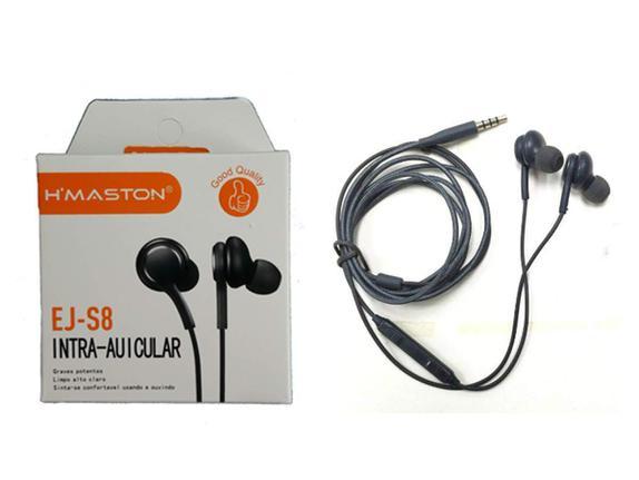 Fone de Ouvido Intra-auricular Hmaston Ej-s8