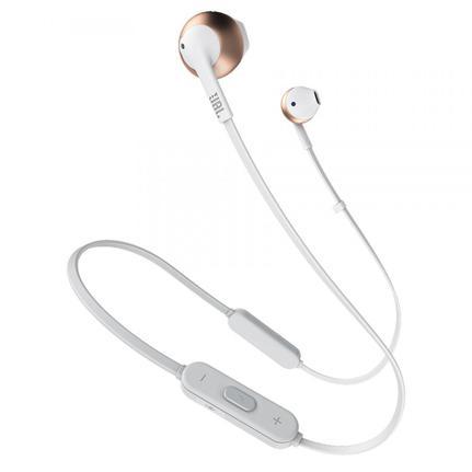 Fone de Ouvido Tune Bluetooth Rosa Jbl Jblt205btrgd