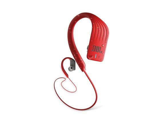 Fone de Ouvido Intra-auricular Endurance Sprint Bluetooth Vermelho Jbl Jblendursprintred