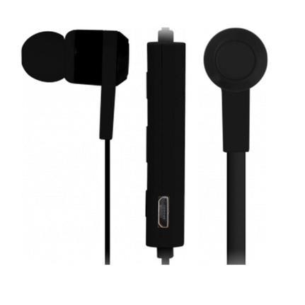 Fone de Ouvido Intra-auricular Freedom Bluetooth Preto Maxprint 6013117