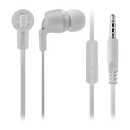 Fone de Ouvido Intra-auricular Com Microfone Smartogo Preto Multilaser Ph213