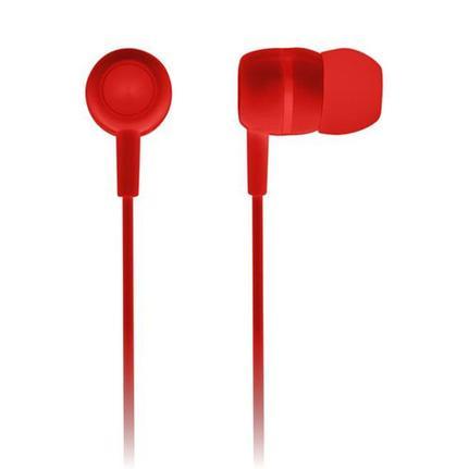 Fone de Ouvido Headphone Profissional Preto e Vermelho Numark Hf325