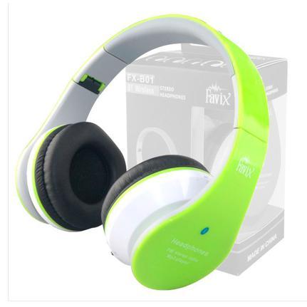 Fone de Ouvido Headphone Bluetooth Sd Card Favix Fx-b01