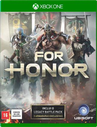 Jogo For Honor Limited Edition - Xbox One - Ubisoft
