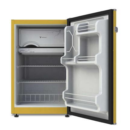 Geladeira/refrigerador 82 Litros 1 Portas Adesivado Sua Cerveja - Venax - 220v - Expm100