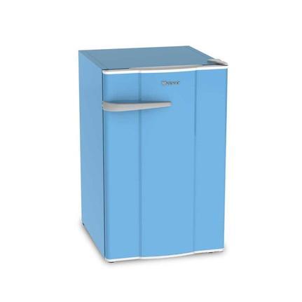Geladeira/refrigerador 82 Litros 1 Portas Azul - Venax - 110v - Ngv10