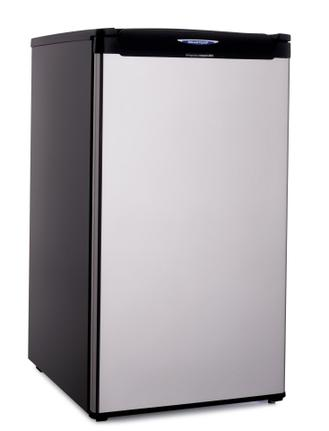 Geladeira/refrigerador 120 Litros 1 Portas Inox - Brastemp - 220v - Brc12xrbna