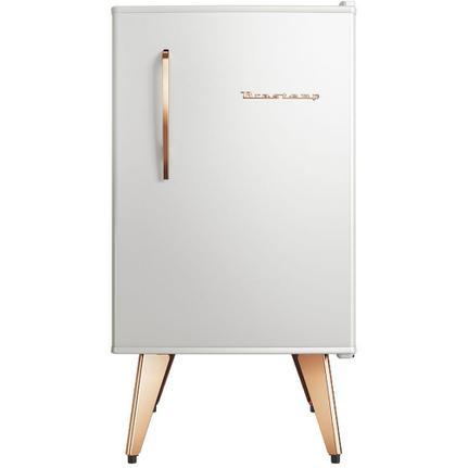 Geladeira/refrigerador 76 Litros 1 Portas Branco Retrô - Brastemp - 220v - Bra08bbbna