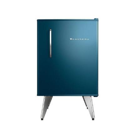 Geladeira/refrigerador 76 Litros 1 Portas Azul Retrô - Brastemp - 220v - Bra08bzbna