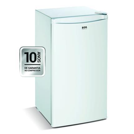 Geladeira/refrigerador 90 Litros 1 Portas Branco Ice Compact - Eos - 220v - Efb100
