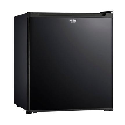 Geladeira/refrigerador 47 Litros 1 Portas Preto - Philco - 220v - Pfg50p