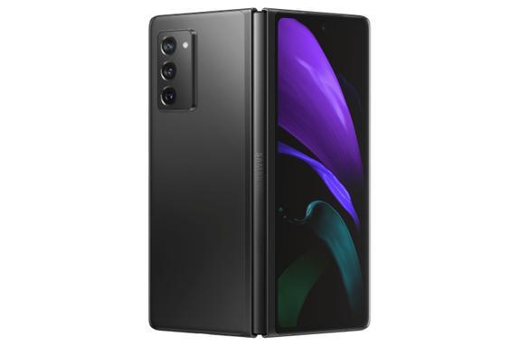 Celular Smartphone Samsung Galaxy Z Fold 2 Sm-f916 256gb Preto - Dual Chip