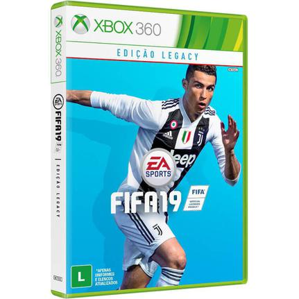 Jogo Fifa 19 - Xbox 360 - Ea Sports