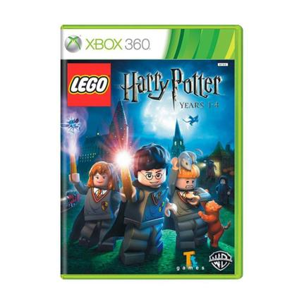 Jogo Lego Harry Potter Years 1-4 - Xbox 360 - Warner Bros Interactive Entertainment
