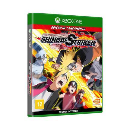 Jogo Naruto To Boruto: Shinobi Striker - Xbox One - Bandai Namco Games