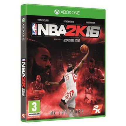 Jogo Nba 2k16 - Xbox One - 2k Sports