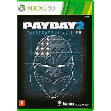 Jogo Payday 2 - Safecracker Edition - Xbox 360 - 505 Games