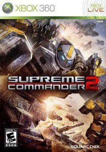 Jogo Supreme Commander 2 - Xbox 360 - Square Enix