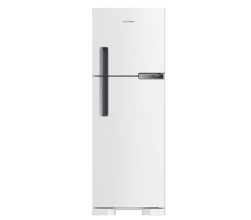 Geladeira/refrigerador 375 Litros 2 Portas Branco Frost Free - Brastemp - 220v - Brm44hbbna