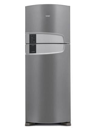 Geladeira/refrigerador 437 Litros 2 Portas Platinum Bem Estar - Consul - 110v - Crm55akana