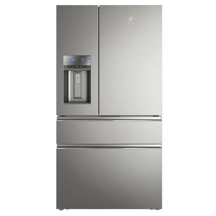 Geladeira/refrigerador 540 Litros 4 Portas Inox - Electrolux - 110v - Dm91x