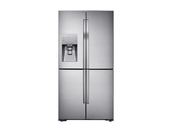 Geladeira/refrigerador 564 Litros 4 Portas Inox French Door Convert - Samsung - 110v - Rf56k9040sr/az