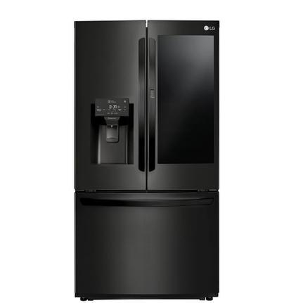 Geladeira/refrigerador 522 Litros 3 Portas Inox - LG - 110v - Gr-x248lkzm