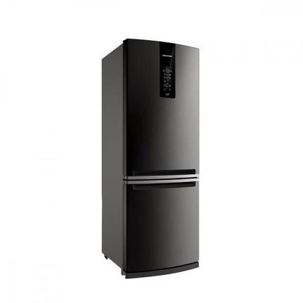 Geladeira/refrigerador 460 Litros 2 Portas Inox - Brastemp - 110v - Bre59akana