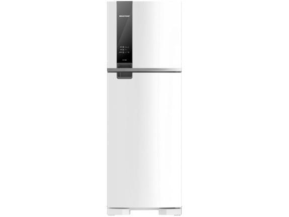 Geladeira/refrigerador 375 Litros 2 Portas Branco Frost Free - Brastemp - 110v - Brm45hbana