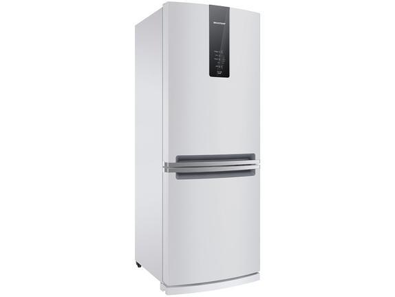 Geladeira/refrigerador 443 Litros 2 Portas Branco - Brastemp - 220v - Bre57abbna