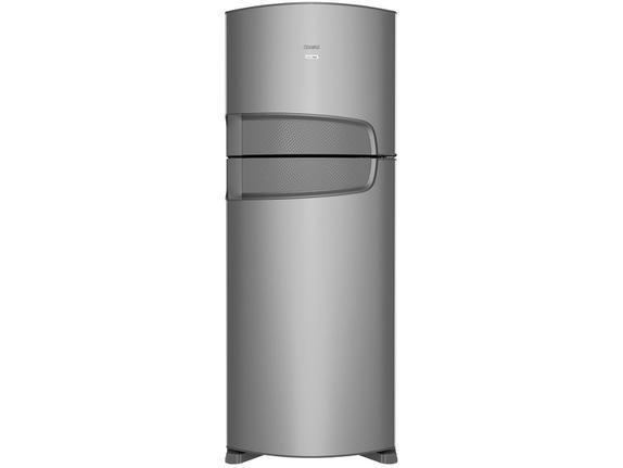 Geladeira/refrigerador 441 Litros 2 Portas Inox - Consul - 110v - Crm54bkana