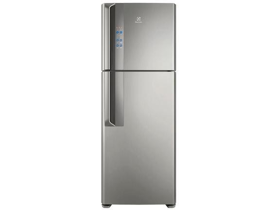 Geladeira/refrigerador 474 Litros 2 Portas Platinum - Electrolux - 220v - Df56s