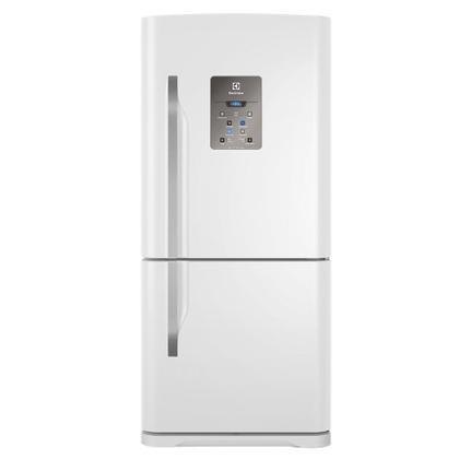 Geladeira/refrigerador 598 Litros 2 Portas Branco - Electrolux - 110v - Db84