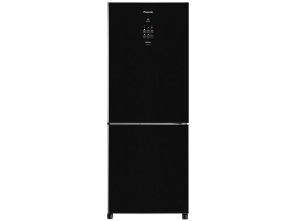 Geladeira/refrigerador 425 Litros 2 Portas Preto - Panasonic - 220v - Nr-bb53gv3bb