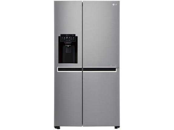 Geladeira/refrigerador 601 Litros 2 Portas Aço Escovado - LG - 110v - Gc-l247sluv