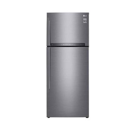 Geladeira/refrigerador 506 Litros 2 Portas Inox Smart Top - LG - 220v - Gt51bpp1