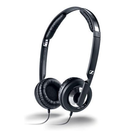Fone de Ouvido Dobrável Supra Auricular Sennheiser Pxc250-ii