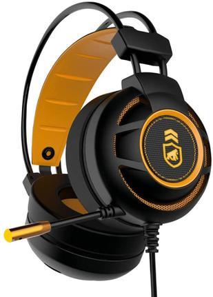 Fone de Ouvido Headphone Gamer Armor Gorila Shield