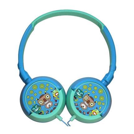 Fone de Ouvido Headphone Robô Oex Hp-305