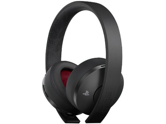 Fone de Ouvido Playstation New Gold Wirelles Sony