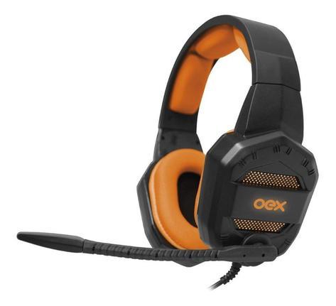 Fone de Ouvido Headset Gamer Conquest Oex Hs-406