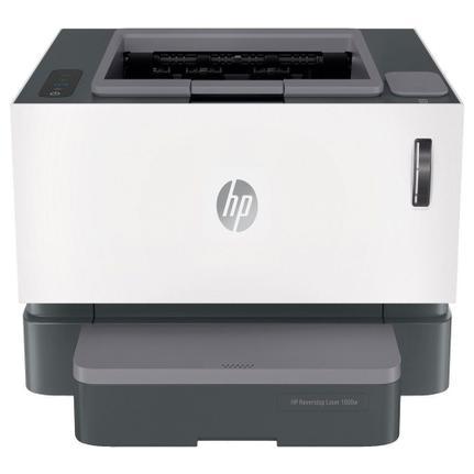 Impressora Convencional Hp Neverstop 1000w 4ry23a Laser Monocromática Usb e Wi-fi Bivolt