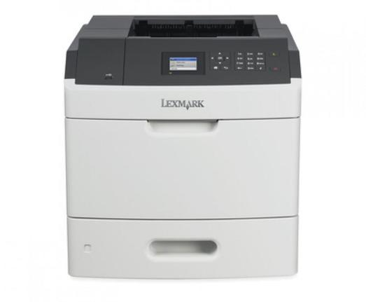 Impressora Convencional Lexmark Ms812dtn Laser Monocromática Usb e Ethernet 110v