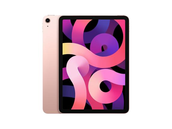 Tablet Apple Ipad Air 4 Myfx2bz/a Rosa 256gb Wi-fi