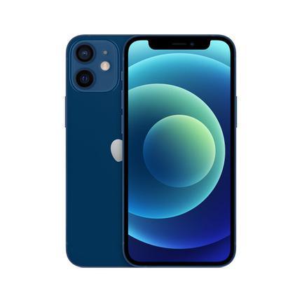 Celular Smartphone Apple iPhone 12 Mini 128gb Azul - Dual Chip