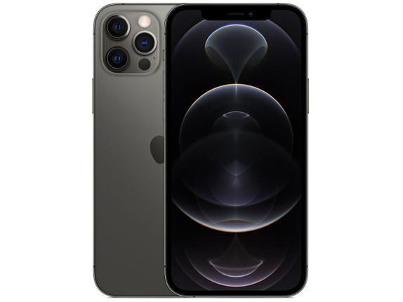 Celular Smartphone Apple iPhone 12 Pro 512gb Grafite - Dual Chip