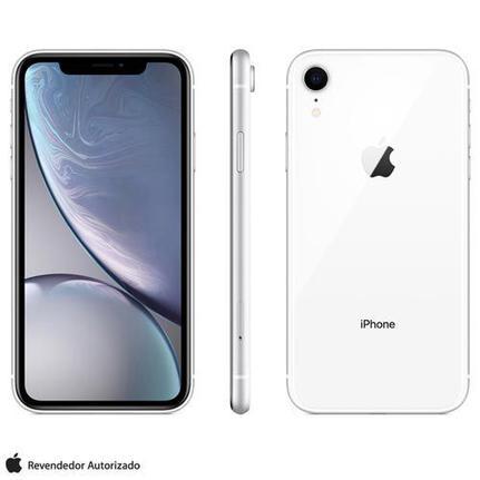 Celular Smartphone Apple iPhone Xr 64gb Branco - 1 Chip