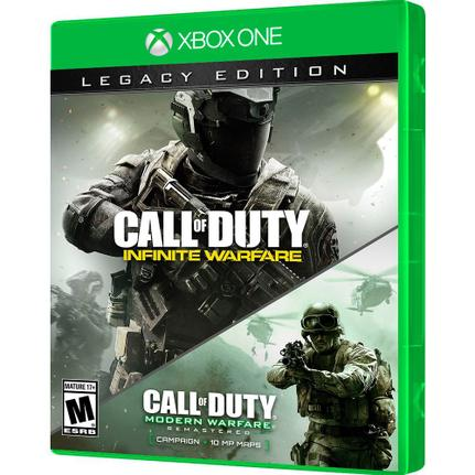 Jogo Call Of Duty: Infinite Warfare Legacy - Xbox One - Activision