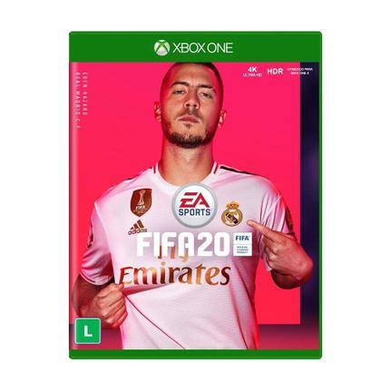 Jogo Fifa 2020 - Xbox One - Ea Sports